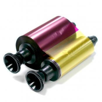 Цветная лента Evolis R3411