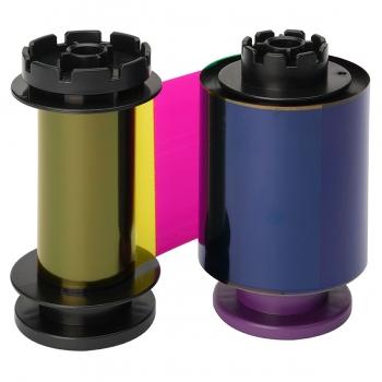 Цветная лента Evolis RT4F010EAA