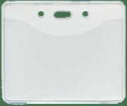 Карман (бейдж) горизонтальный 506-Т1 (матовый)