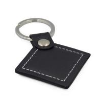 Брелок Leather-L004 (TK44) с чипом Fudan 1K кожаный